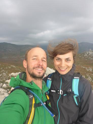 Anića Kuk in Kroatien