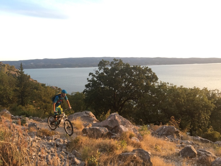 Omis, MTB, Mountainbiken, Kroatien