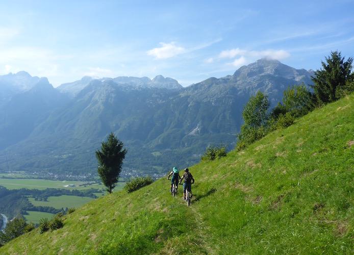 Soča Tal MTB Mountainbike