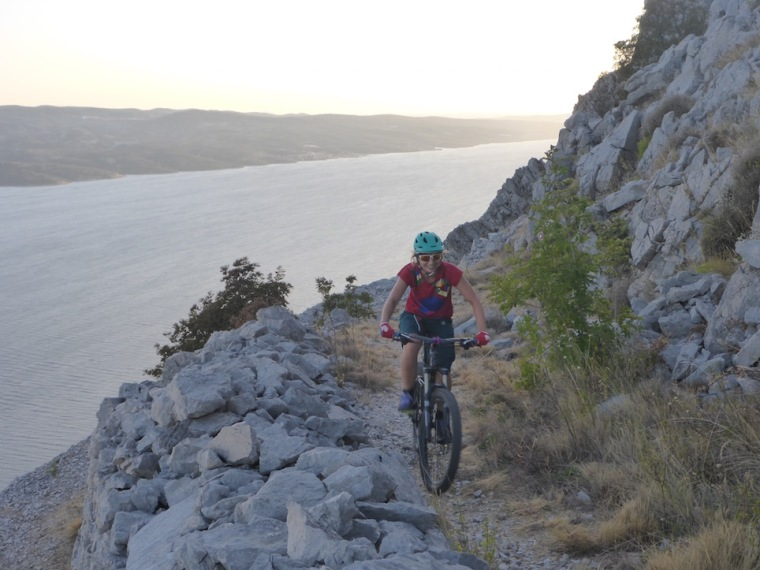 MTB Mountainbike Kroatien