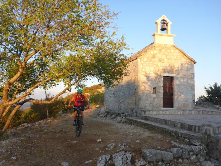 Ruskamen, Omis, Kroatien, MTB, Mountainbike