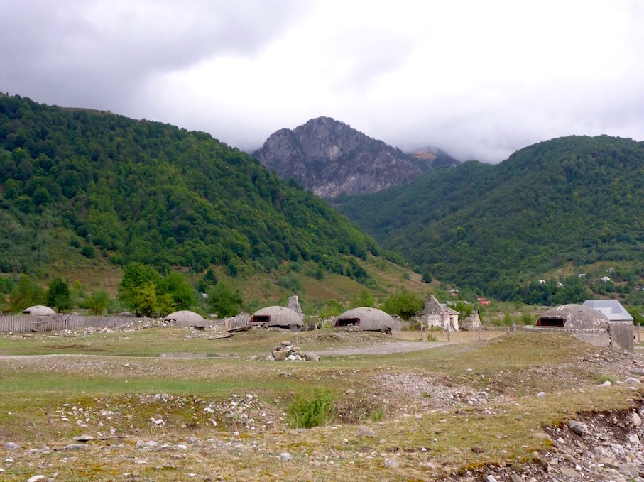 Bunker im Vermosh Tal.