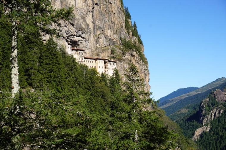 Sümela Kloster Türkei