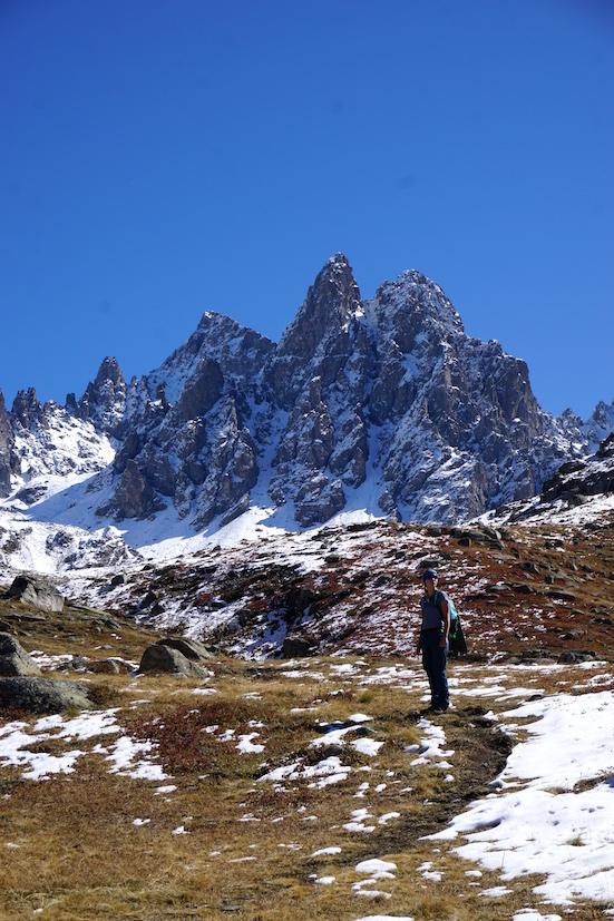 Kaçkar Nationalpark Berge Türkei