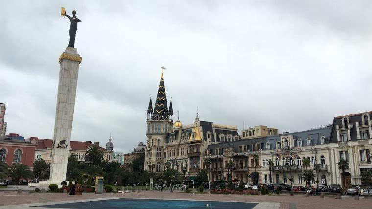Europaplatz Batumi.