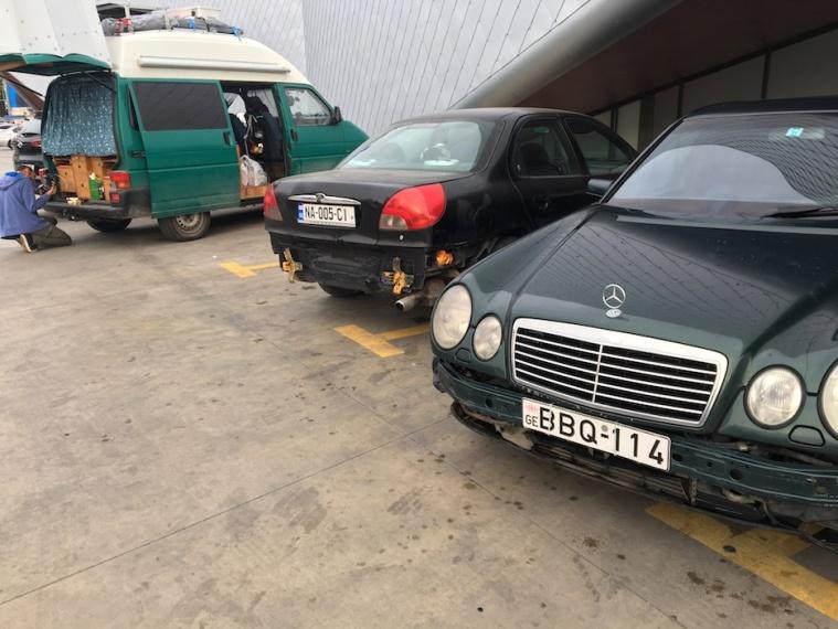 Georgien mit dem Auto