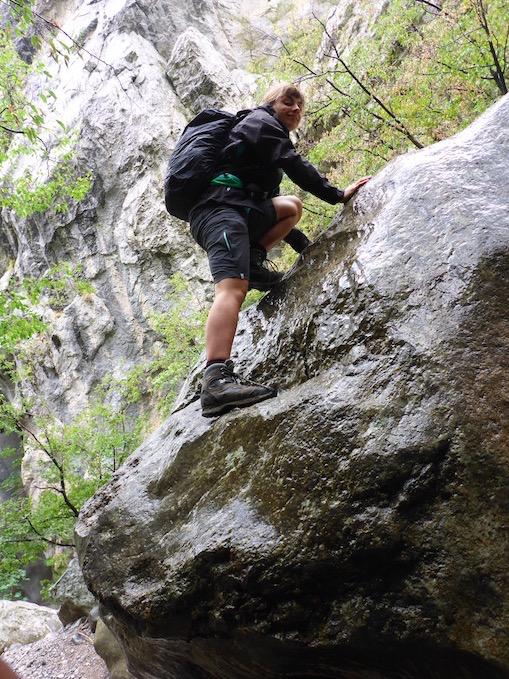 Nationalpark Paklenica Wandern Kroatien