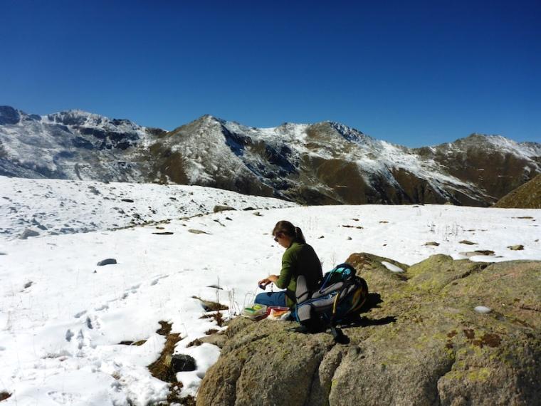 Kaçkar Nationalpark Berge Türkei Wandern