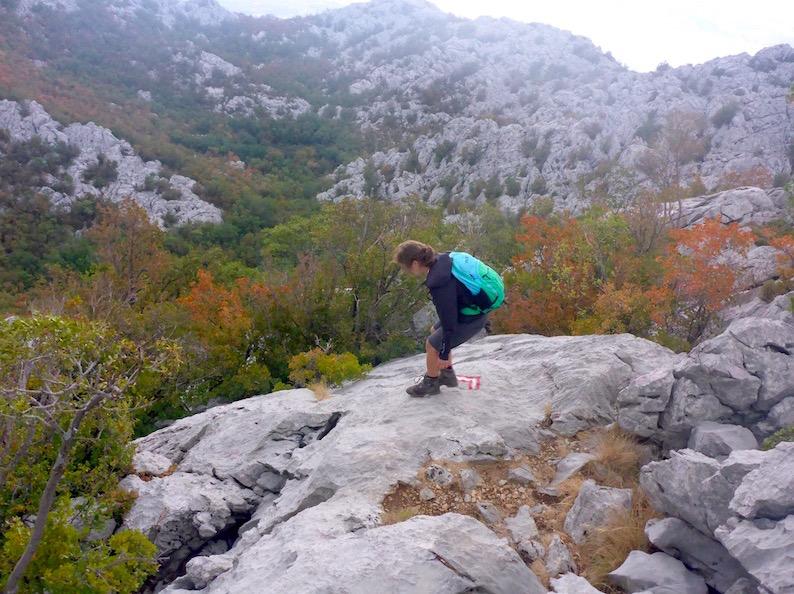 Paklenica Nationalpark Anica Kuk