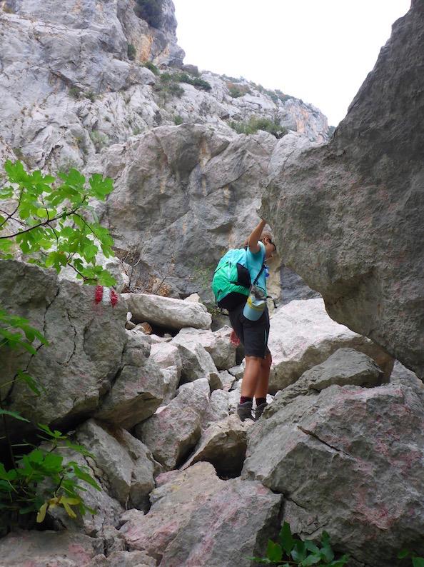 Paklenica Nationalpark Wanderung