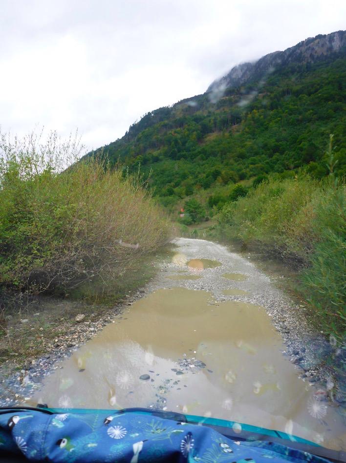 Vermosh Albanien