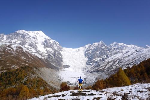 Ladaardi-Gletscher.