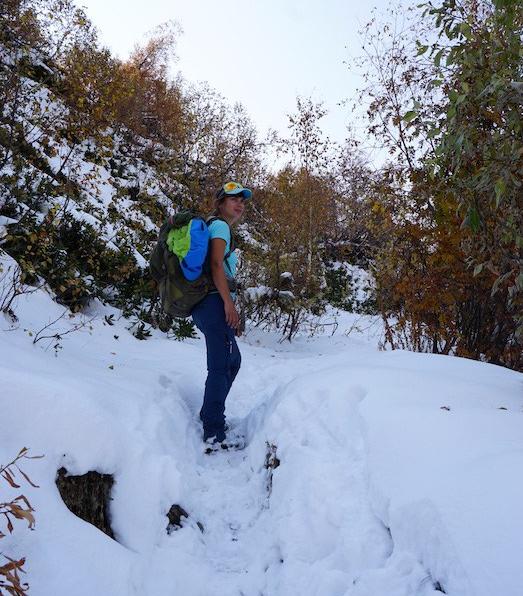 Mestia Ushguli Wandern Kaukasus