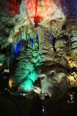 In der Prometheus Höhle.