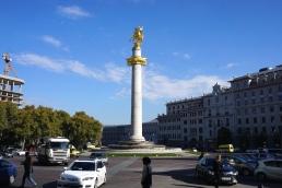 Pushkin Square.