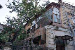 Georgisches Haus.