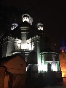 Orthodoxe Kirche in Tbilisi.