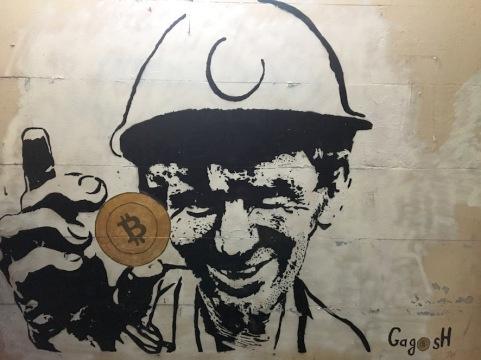 Street Art in Tbilisi.