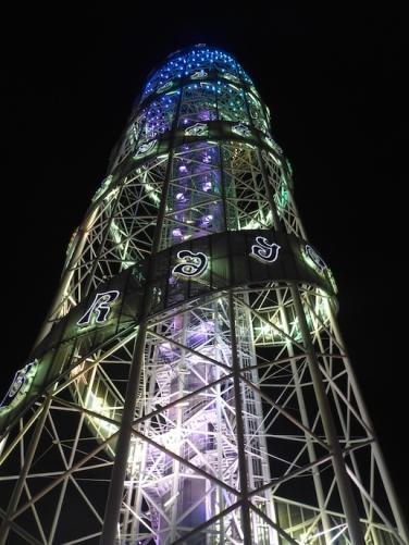 Alphabetic Tower, Batumi,
