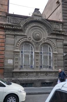 Haus in Yerevan.
