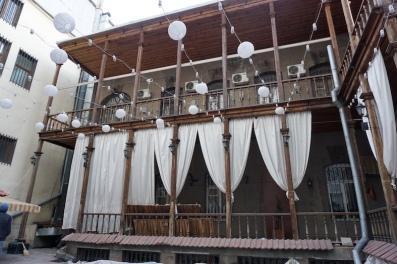 Armenischer Balkon.