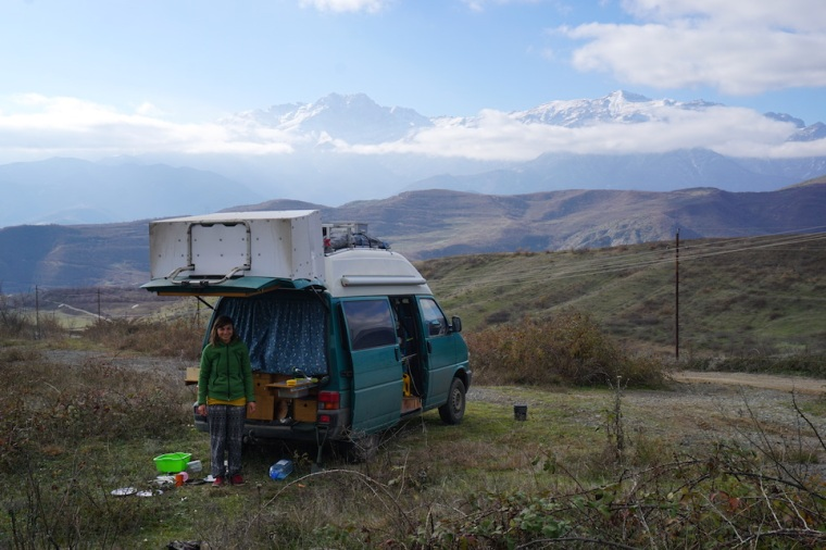Armenien Roadtrip