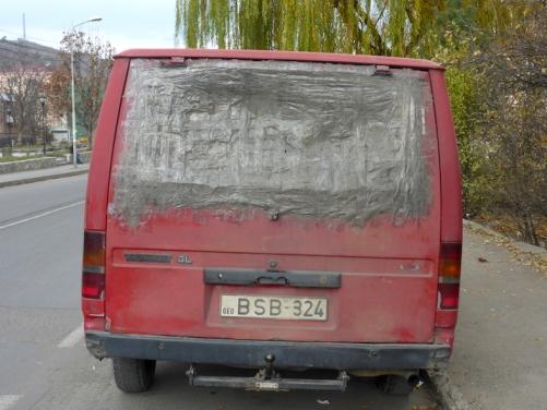 Georgien, Autos, Straßenverkehr