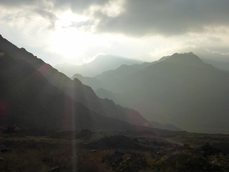 über Den Meghripass An Die Armenisch Iranische Grenze