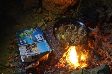 Argentinische Zubereitung.