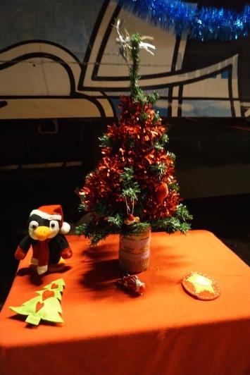 Der Weihnachtsbaum.