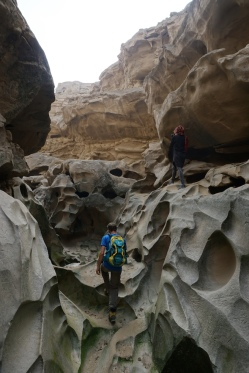 Chakooh Canyon.