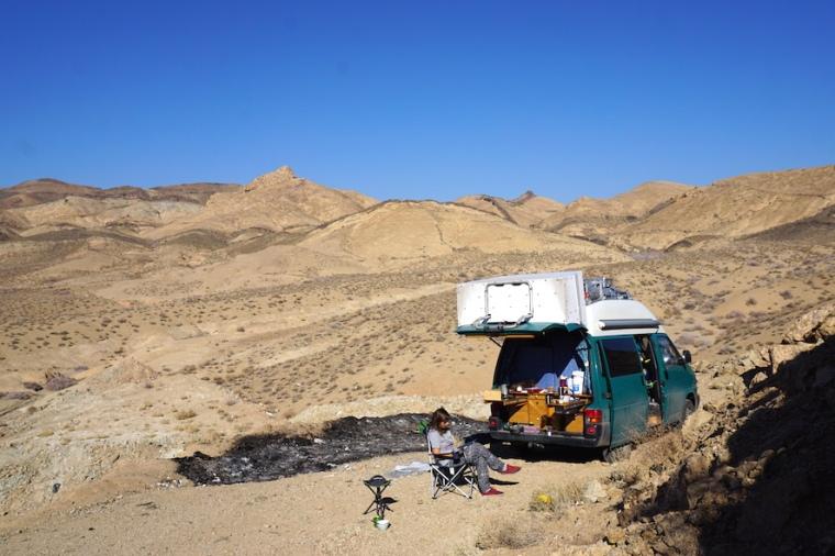 Iran Wüste