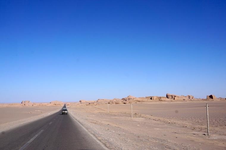 Wüste Lut Kerman