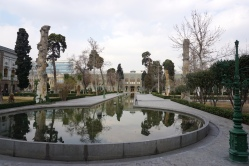 Golestan Palace.