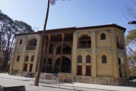 Der Hasht-Behesht-Palast.