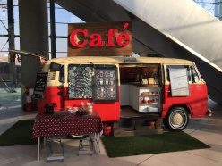 Das Combi Café.