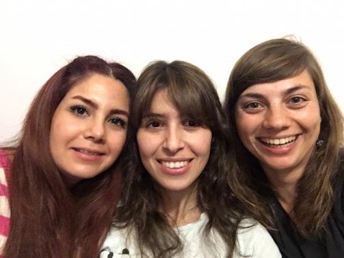 Shirin, Zohre und Isi