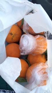 Leckere Orangen.