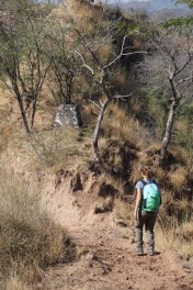 Der Trail.