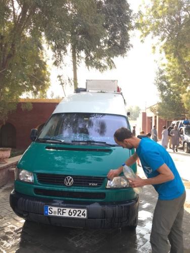 Autopflege.