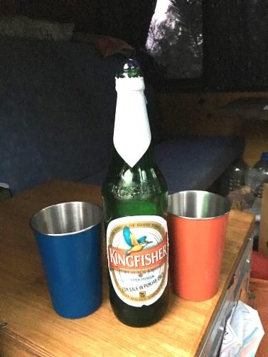 Es gibt Bier!