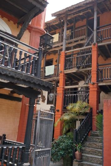 Altstadt von Bandipur.