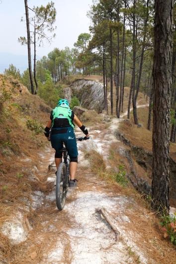 Ist der Trail nicht schön?