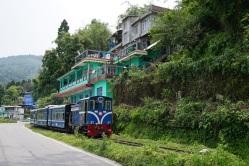 Ein Darjeeling Toy Train.