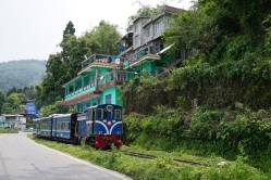 Ein Darjeeling Toy Train.