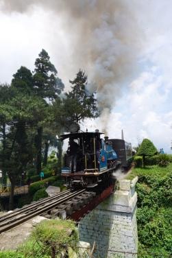 Der Darjeeling Toy Train.