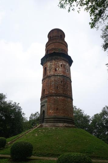 Firoz Minar in Gaur.
