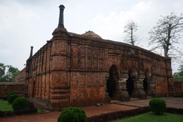 Lottan-Masjid in Gaur.