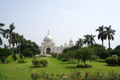 Das Victoria Memorial.