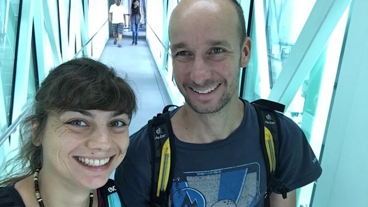 Ab nach Bangkok!